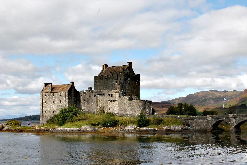 Eilean Donan Castle_Scotland_3