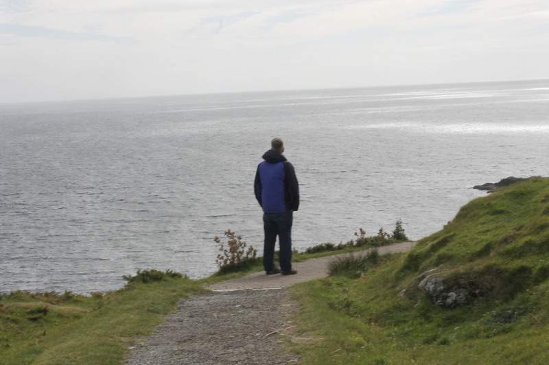 Neal at Neist Point Lighthouse_Scotland