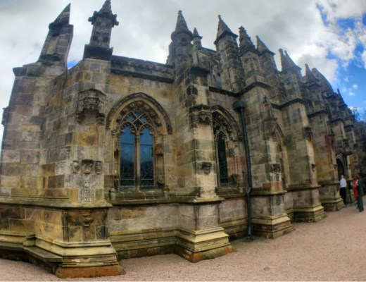 RosslynChapel-Scotland