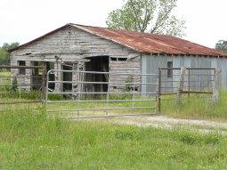 once upon a barn