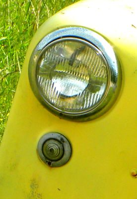 dodge headlight
