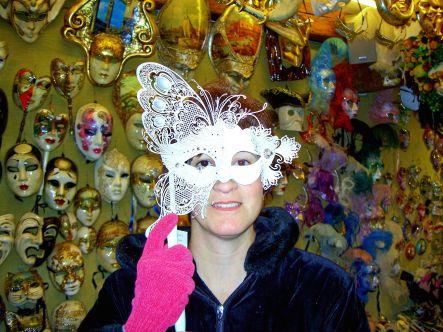 Love the masks!