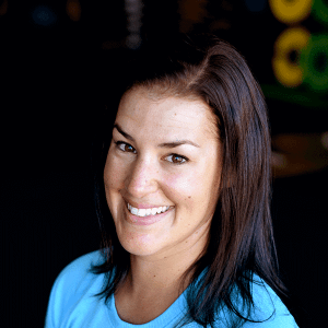 Foundry Fitness exercise physiologist and personal trainer Jo Zervas