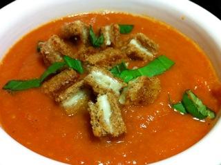 Cannellini Tomato Soup