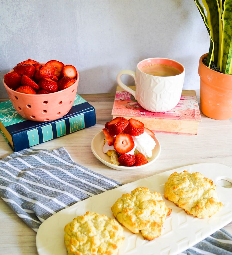 While this classic recipe is traditionally served as dessert, my family has long enjoyed it for the occasional dinner when local strawberries are in season. Served with milk or yogurt, it's great for breakfast, too!
