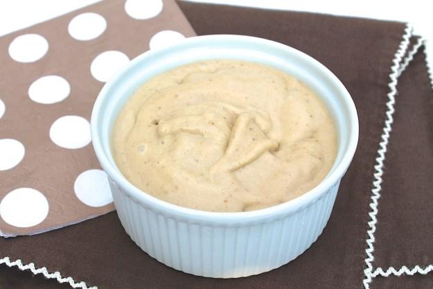 Honey Peanut Butter Ice Cream