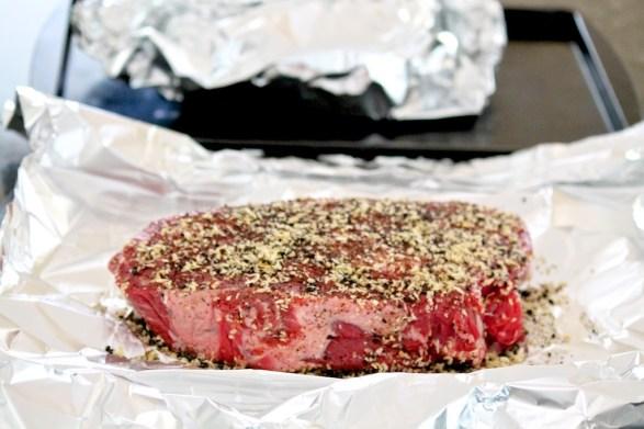 3-Ingredient Chuck Roast in Foil