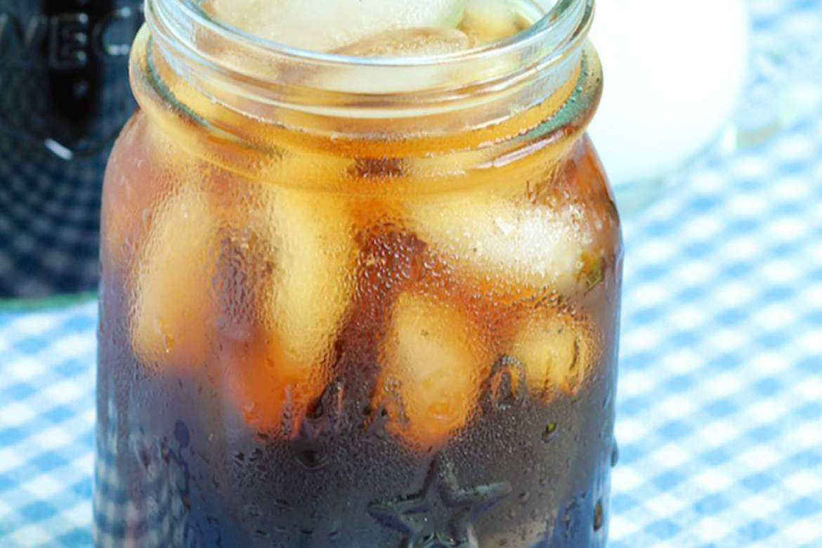 Cold Brew Coffee -- easy to make and so smooth