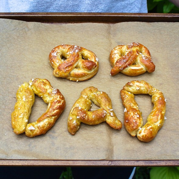 Shortcut Soft Pretzels