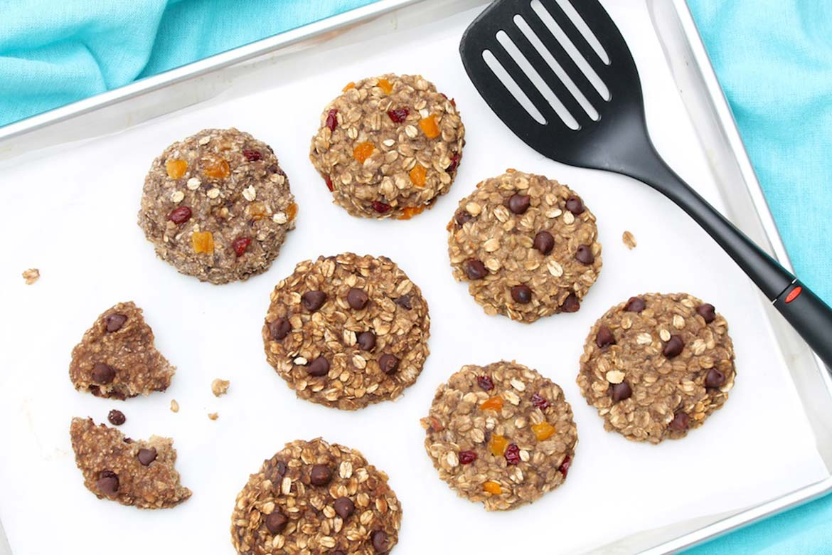3-Ingredient Protein Cookies (with optional add-ins) – The ...