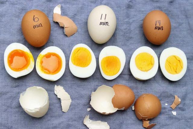 Easy Peel Steamed Eggs (soft, medium, or hard) – The Fountain