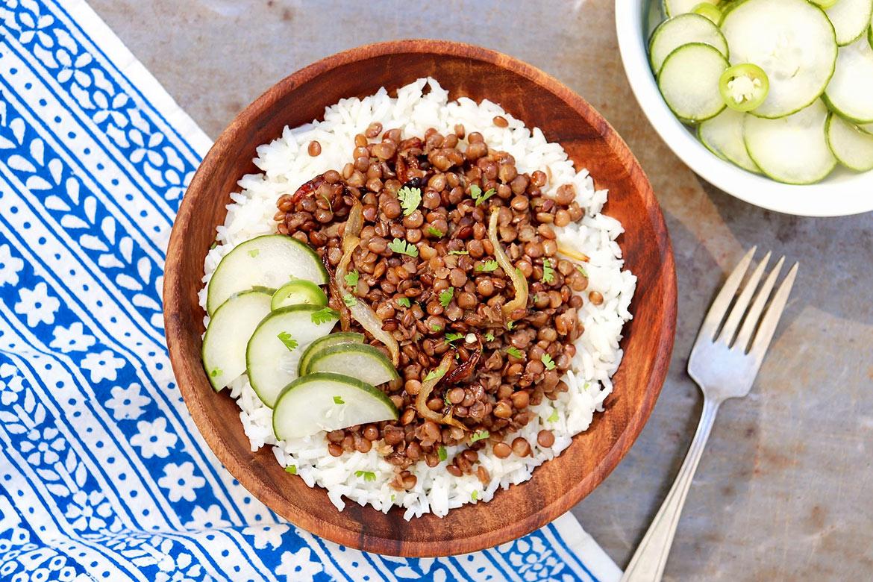 Masoori Dal (Nepali Lentils) – The Fountain Avenue Kitchen