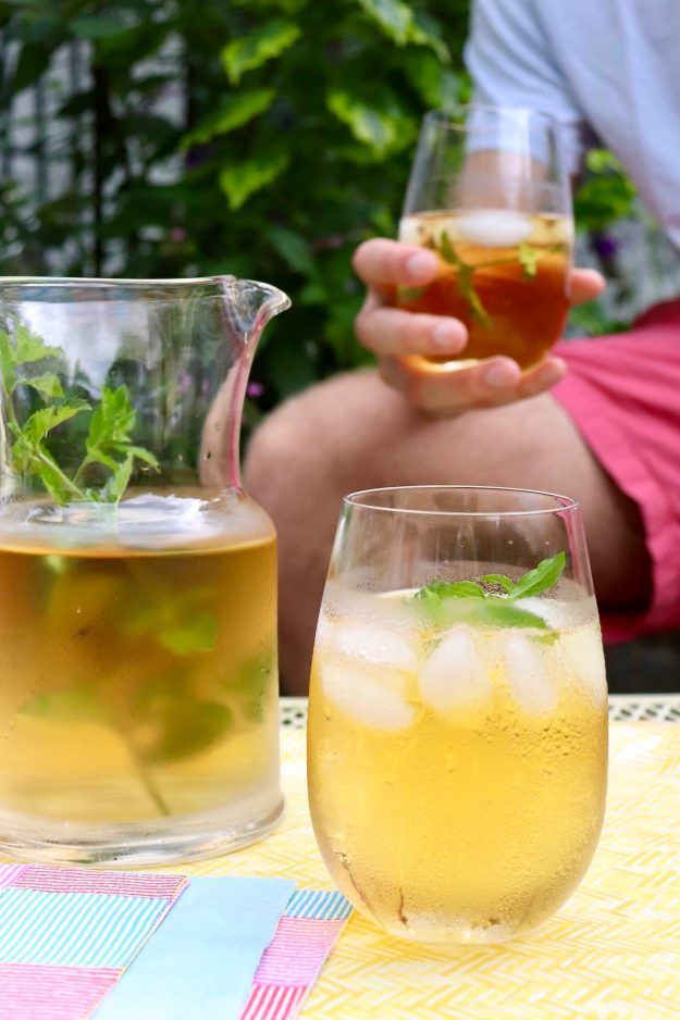 Meadow Tea- This Lancaster County staple is summer in an ice-cold glass. Crisp, clean, minty and utterly refreshing, it's also the perfect way to use an abundance of mint.