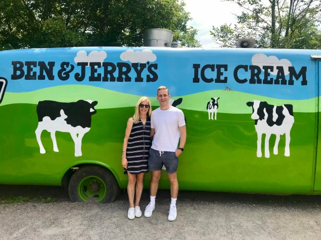 Ben & Jerry's Factory Tour, Waterville, VT
