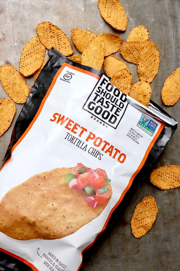 Favorite Things - Food Should Taste Good Sweet Potato Tortilla Chips