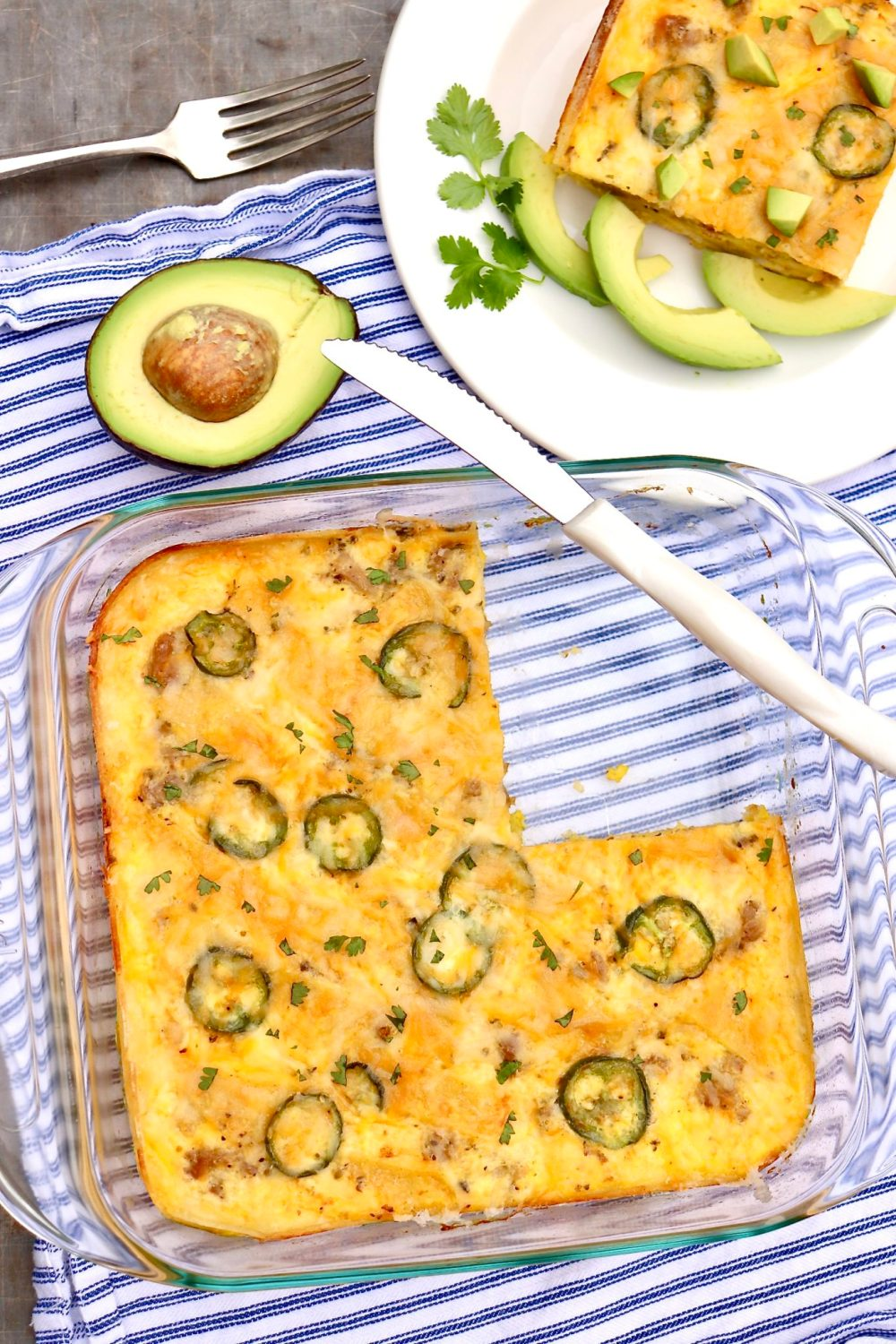 This pantry-based meal offers a modern twist on the traditional casserole and can be prepared the day before. Simply pop it in the oven when ready to eat!