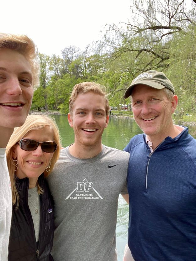 Mother's Day Hike