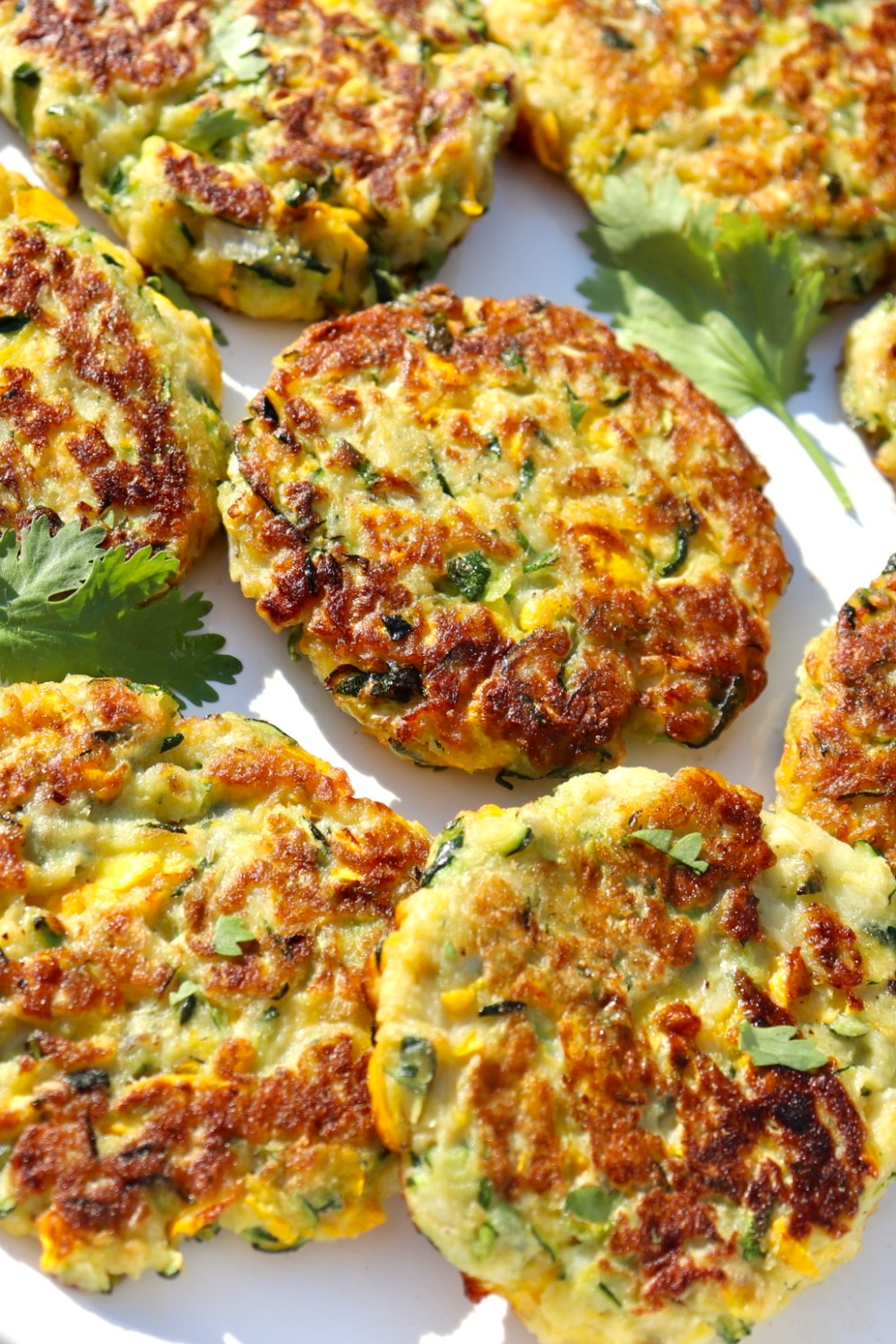 Inexpensive, easy-to-make fritters start with two base ingredients and make an endlessly customizable, protein-rich side or vegan entree.