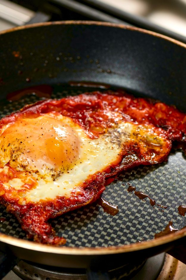 A superfood spice meets the trusty egg for a delicious source of protein that can be enjoyed in so many ways.