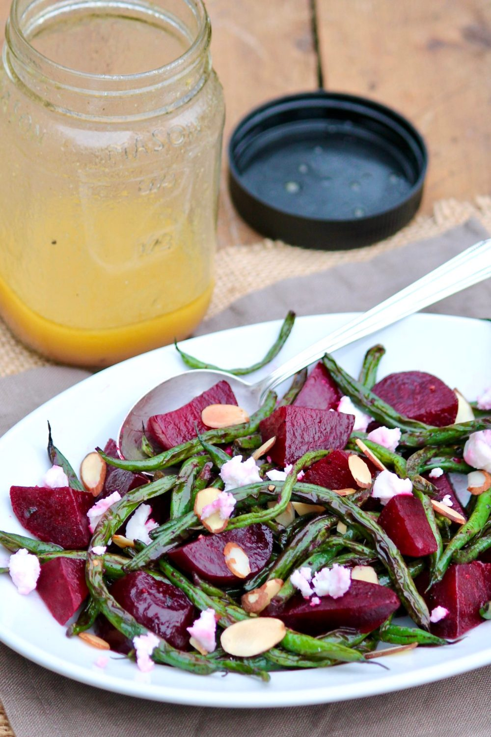 Clever cooking techniques, make-ahead convenience, and lots of options add to the appeal of this vibrant salad.The versatile vinaigrette is an absolute keeper that comes together quickly with basic pantry items.