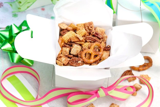 Spiced Pecan Chex Mix