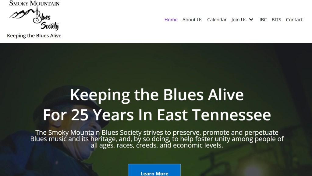 Smoky Mountain Blue Society