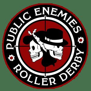 Public Enemies Coed Roller Derby