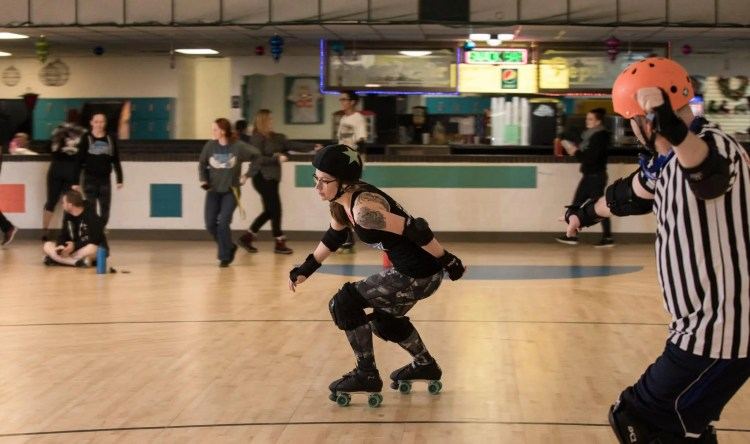 Fountain City Roller Derby Kansas City