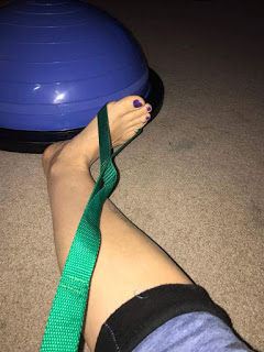 Roller Derby Ankle Strengthening