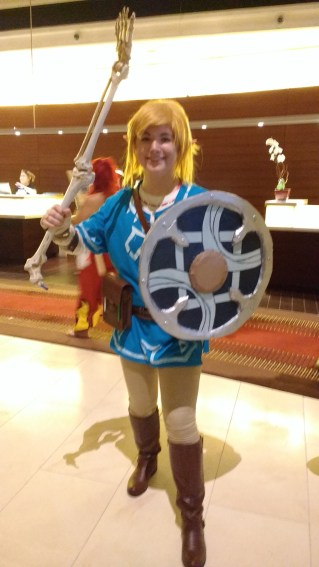 Link: Breath of the Wild