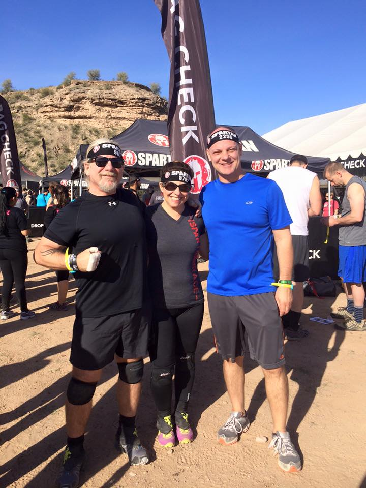 2016 Arizona Spartan Sprint