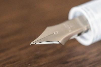 Pilot Petit1 Nib Detail best disposable fountain pen