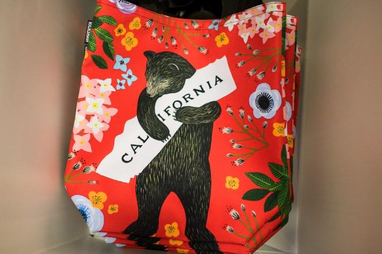 Rickshaw bags pen sleeves California bear bag