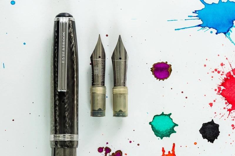 fountain pen esterbrook sj