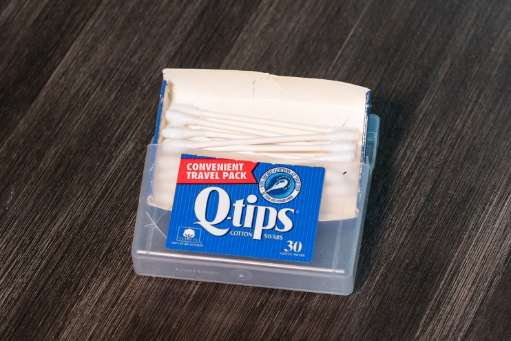 fountain pen accessories cotton swabs