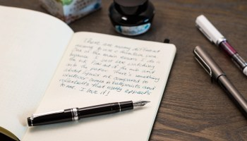 How To Use Your Fountain Pens More Often: Write To Pen Pals