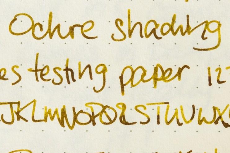 Leuchtturm Paper Quality shading