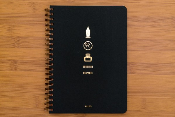 Itoya Romeo Notebook Review cover