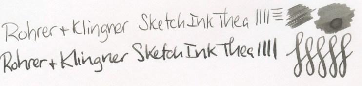 Rohrer Klingner Sketch Ink Thea writing sample