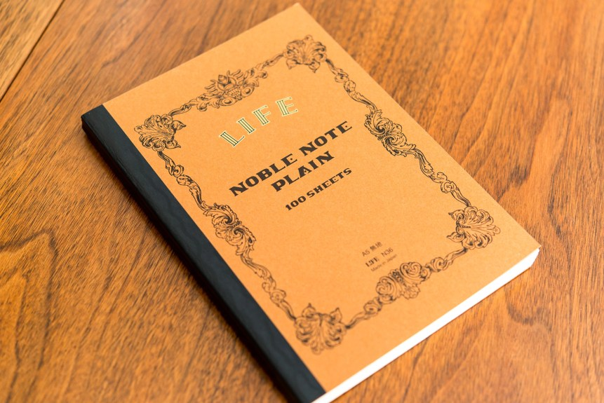 Life Noble Note Notebook Review