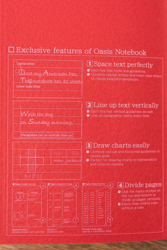 Itoya Profolio Oasis Notebook Review information