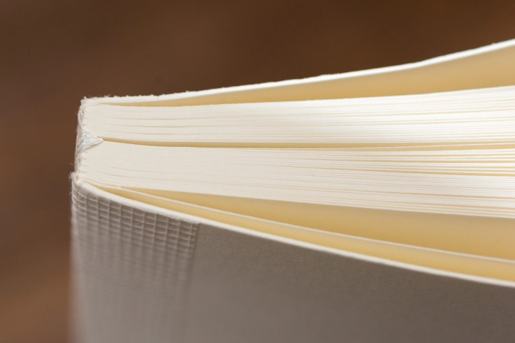 Midori MD Cotton Notebook signatures