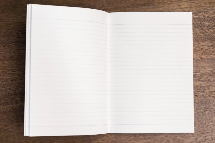 Tsubame Note Notebook review lines