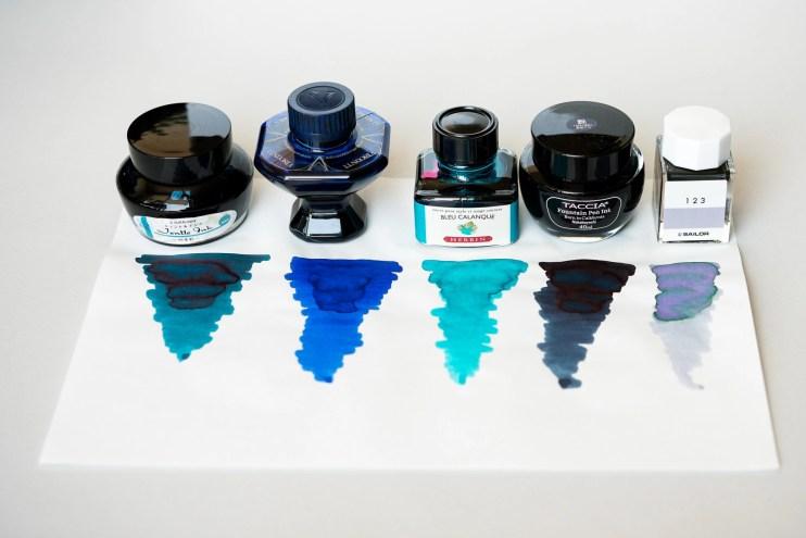 fountain pen ink sailor 123