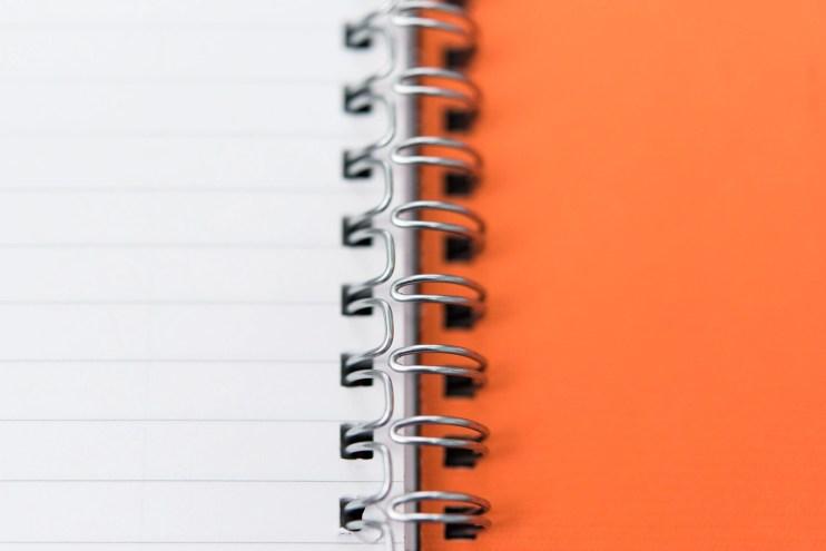 Figurare Notebook spiral binding