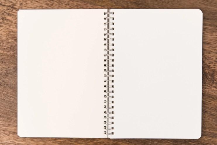 Kyokuto Expedient Notebook spiral binding