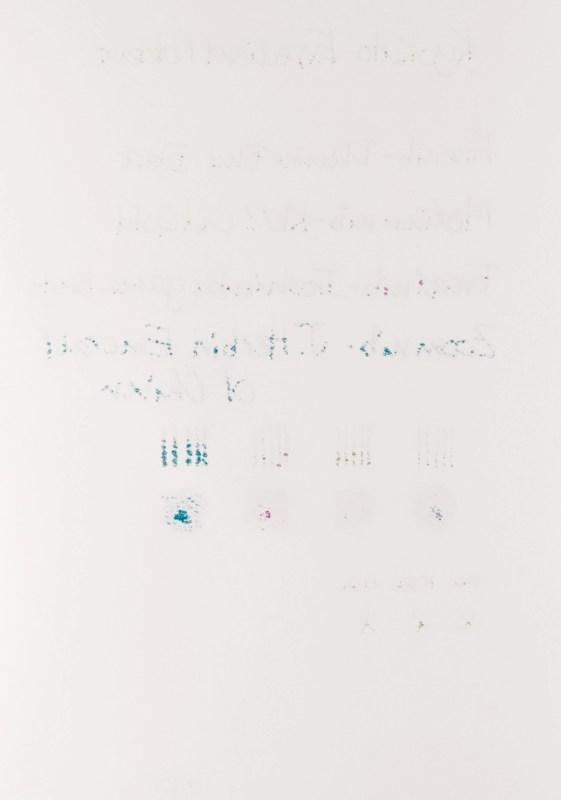 Kyokuto Expedient Notebook bleeding