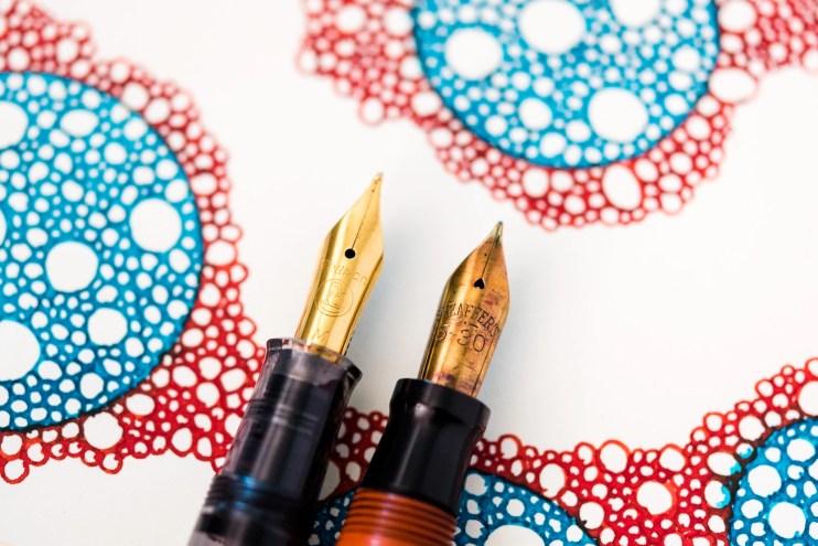 pelikan m200 sheaffer fountain pen