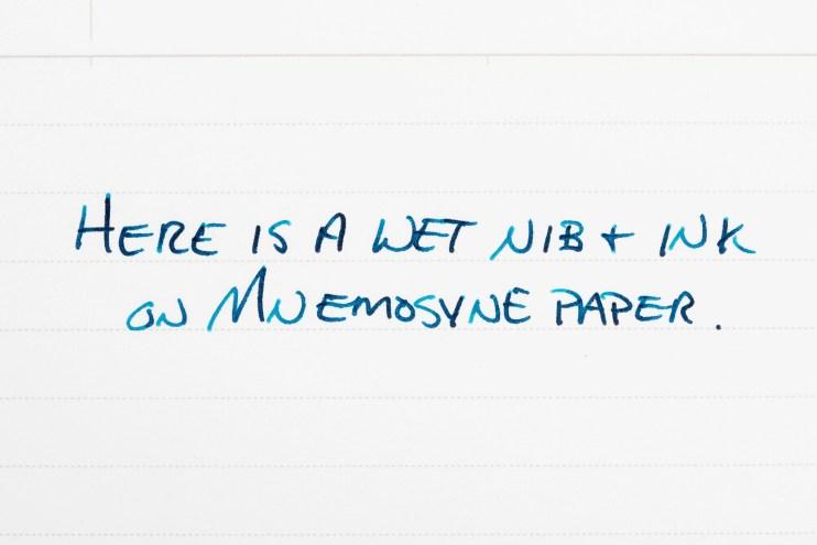 mnemosyne paper sheen