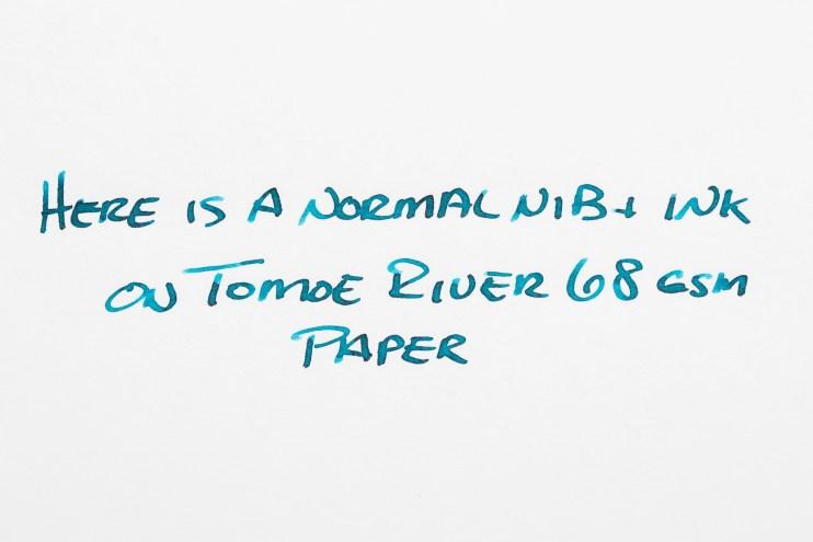 iroshizuku syo-ro on tomoe river paper